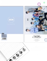 iKON  notebook