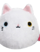 Neko-Dango Plush beanie -  odd-eyes