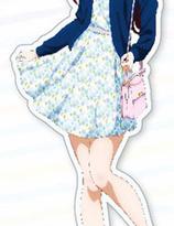 """RIKO SAKURAUCHI- """"Love Live! Sunshine!!"""" Chara Dori Stick"""