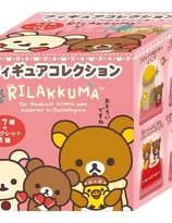 "Rilakkuma "" Gloves"" Series Figure Blind Box"
