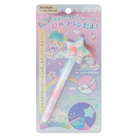 Little Twins Stars Blacklight  Magic link set pen