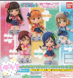 Bandai Love Live! Sunshine!! Gashapon