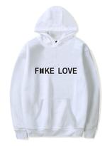 BTS FAKE LOVE  HOODIE