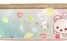 """Korilakkuma Vacation"" Toothbrush Pouch"