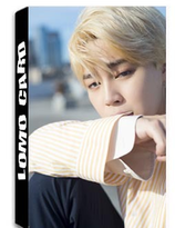 Jimin Dicon - New 2018 June Picture  Cards