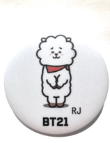 BT21  Badge  - RJ