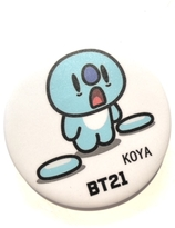 BT21  Badge  - KOYA