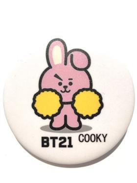 BT21  Badge  - COOKY