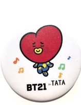BT21  Badge  - TATA