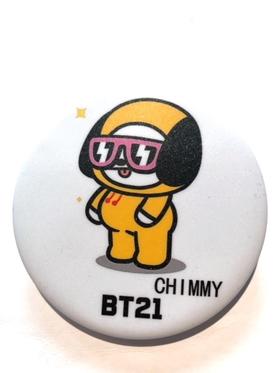 BT21  Badge  - CHIMMY