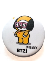 BT21  Badge  - CHIMMY