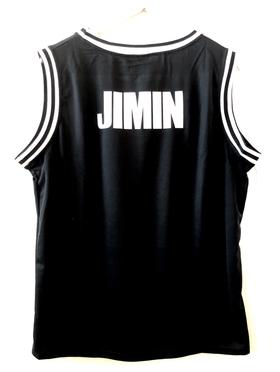 BTS JIMIN  at the back Tank Top - XL