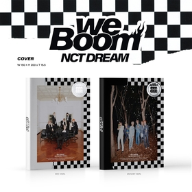 NCT DREAM - 3rd Mini [We Boom]