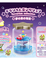 Kirby's Adventure Terrarium  re-ment blind box collection