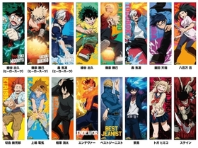 【Collectibles - Poster】 My Hero Accademia Charapos Collection 2  RANDOM BOX