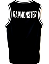 BTS  Rap Monster at the back Tank Top - XL