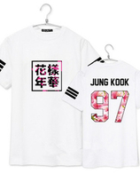 BTS T-Shirt - JUNGKOOK - XXL