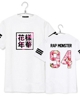 BTS T-Shirt - RAP MONSTER - M