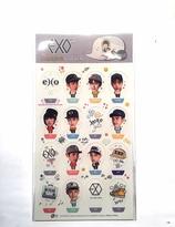EXO Standing Sticker