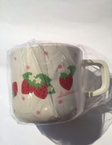 Swimmer mug - strawberry