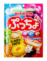 Puccho Four Asstortments Candies