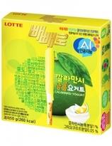 Lotte Pepero  Calamansi Yogurt