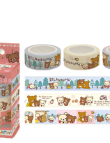 Rilakkuma decoration tapes