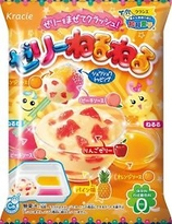 KRACIE POPIN COOKIN JELLY NERUNERU DIY Japanese candy