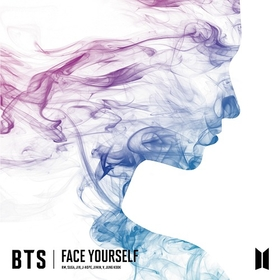 BTS - FACE YOURSELF  - REGULAR VERSION (FIRST PRESS)