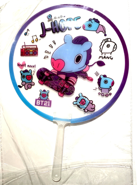 BT21   FAN  - MANG