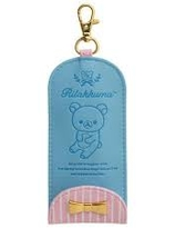 Rilakkuma   Happy School Key Case with Reel