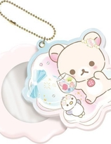 """Korilakkuma Vacation"" Slide Mirror"