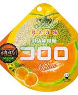 UHA Melon gummy