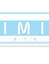 BTS  JIMIN  Banderoll