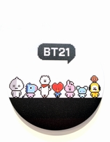 BT21 Badge