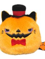 Neko Dango  Halloween  Collection plush beanie  - Pumpik