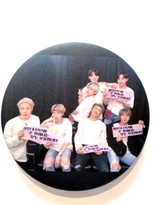 BTS  Badge