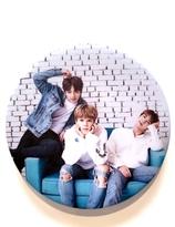 BTS Badge - JIMIN, JIN & JUNGKOOK