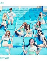 TWICE - 2ND MINI ALBUM [PAGE TWO] MINT VER.