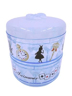 Swimmer Alice In Wonderland Box
