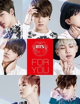 BTS   FOR  U  CD  (JAPANESE VER.)