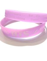 BTS handband - purple