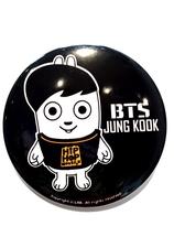 HIP HOP MONSTER BTS Badge- JUNGKOOK