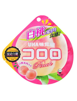 UHA Gummy - Japanese White Peach Flavor!