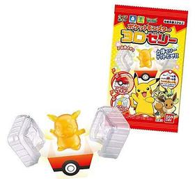 BANDAI   DIY   Pikachu Gummi Jelly