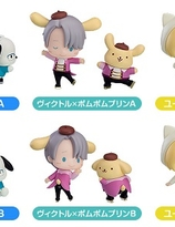 Yuri on Ice x Sanrio characters (Blindbox)