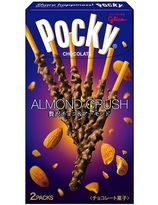 Pocky  Almond Crash