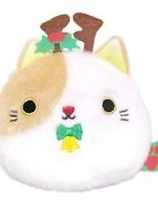 Neko Dango  Christmas  Collection plush beanie - Reindeer