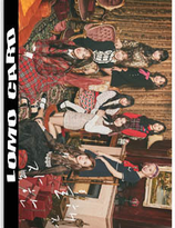 TWICE YEAR OF YES Lomo Card
