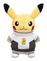 Team Galactic Pikachu Plush